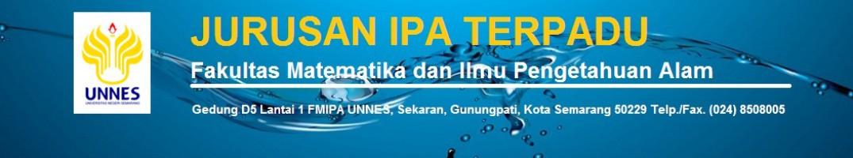 Jurusan IPA Terpadu | Unnes